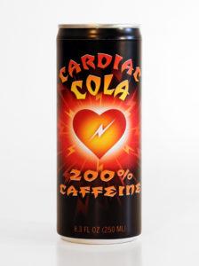 Cardiac Cola – E45893M