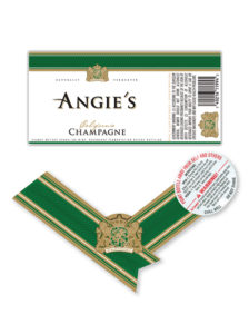 Angie's Champagne