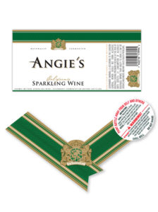 Angie's Sparkling Wine