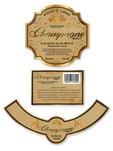 Champagne Brut – Gold