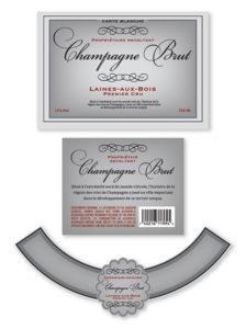 Champagne Brut – Silver