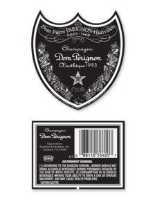 Dom Parignon – Black