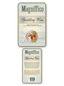 Magnifico Sparkling Wine