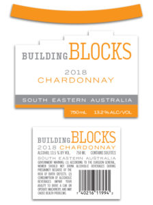 Building Blocks Australian – White Chardonnay 2018