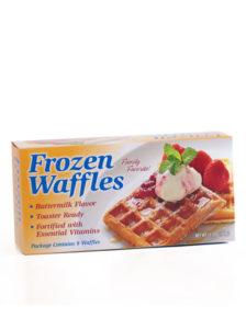 Frozen Waffles