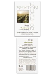 Sexton Houghton Domestic – White Chardonnay 2018