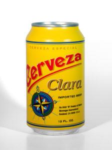 Cerveza Clara_Can
