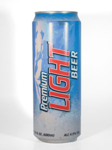 Premium Light Beer_23 oz. Can